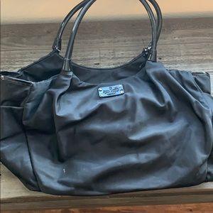 Kate spade ♠️ Stevie diaper bag black used con